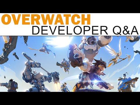 Overwatch - Developer Q&A (Chris Metzen & Jeffrey Kaplan)