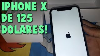 COMPREI UM IPHONE X FAKE DE 125$ NA WISH - (ME SURPREENDI) iPhone 検索動画 21