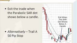 Forex Trading Strategy Using Parabolic SAR Indicator And EMA - Forex Tutorial For Beginner