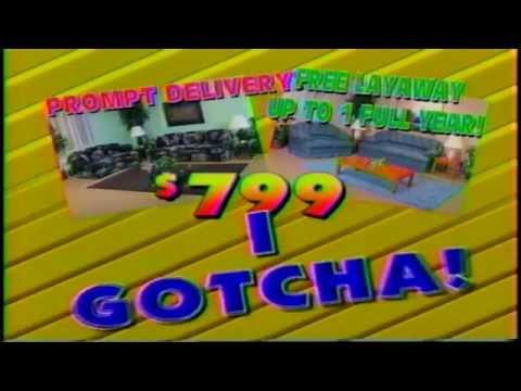Bob's Discount Furniture Commercial (1997)