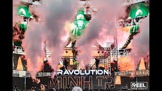 DJ MINH TRI ON STAGE | RAVOLUTION MUSIC FESTIVAL 2019 | FT MOUZZE (FULL LIVE SET)