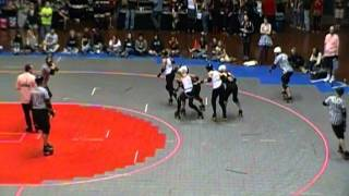 Show Me Derby-Q Regionals, 2011: No Coast v Texas