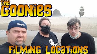 'The Goonies' Filming Locations