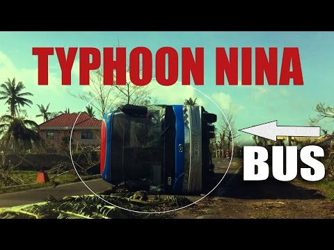 SUPER TYPHOON NINA (TYPHOON NOCK-TEN) 2016