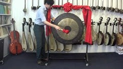 Chinese Gong for Event Opening
