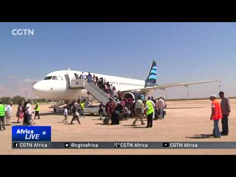 Benghazi's international airport reopens for commercial flights