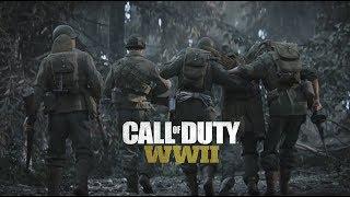 Call of Duty WW2 Película Completa Español - Todas Las Cinemáticas 1080p - Game Movie 2017