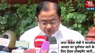 India 360: Chidambaram Accuses Sushma Swaraj Of Nepotism