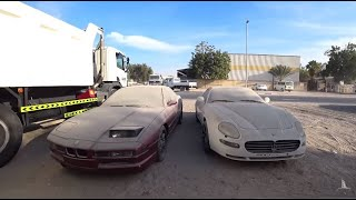 Dubai брошенные авто,выпуск №2