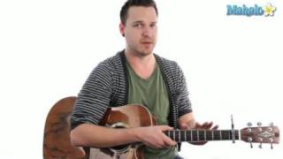 """How to Play """"Inside Out"""" by Eve 6 on Guitar (Whole Lesson)"""