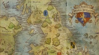 Sword Legacy: Omen - The World of Broken Britannia (Steam)