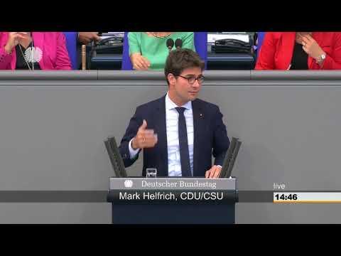 Mark Helfrich: Arbeit und Soziales [Bundestag 08.09.2016]