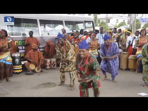 Art House: Rich Cultural Display As Lagos Awaits Lagos @50
