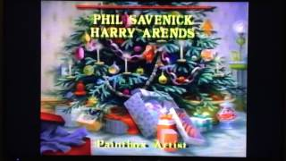Opening And Closing To Disney's Sing-Along Songs:Very Merry Christmas Songs 1988 VHS