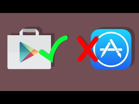 Top 5 Things Google Play Store Does Better Than Apple App Store