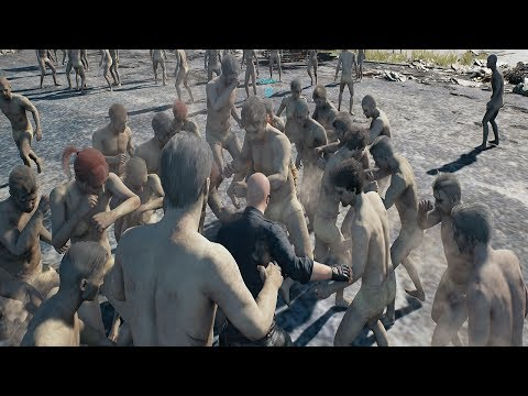 ZOMBIES EN PLAYERUNKNOWN'S