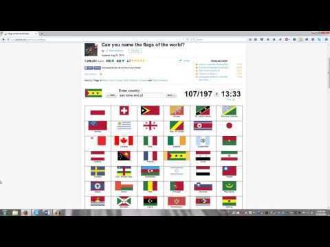 Flags of the World Quiz - Sporcle