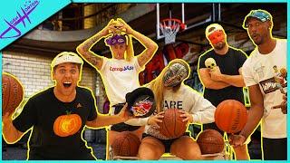 TRICKshot or TREAT! (Halloween Basketball Battle)