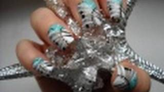 Nail Tutorial - Art Deco - 1st PLACE WINNER