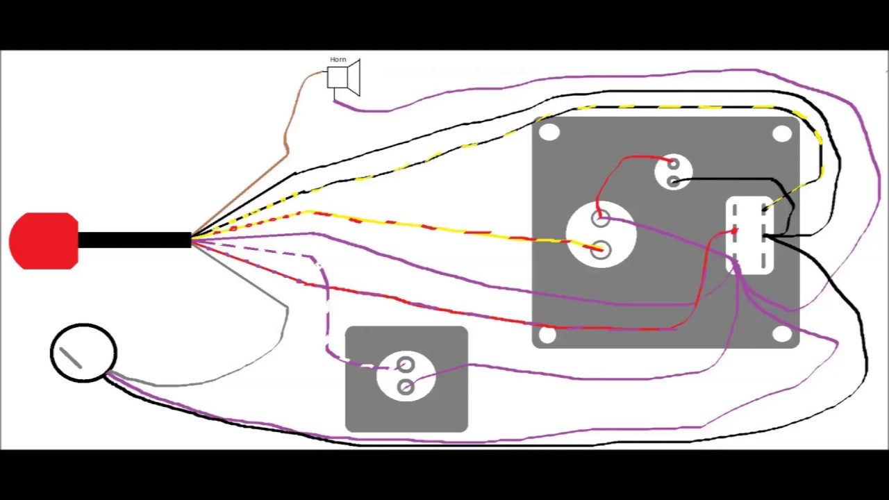 wiring a dash mounted ignition \u0026 start switch for evinrude outboardEvinrude Ignition Switch Wiring Diagram #17