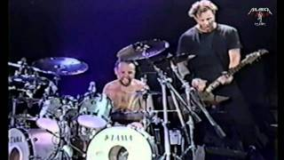 Metallica Creeping Death Korea 1998