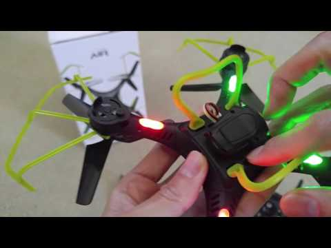 Starter Guide Tutorial Protocol Air Paparazzi Quad Flying Drone With Video Camera 2 4Ghz HD 2016