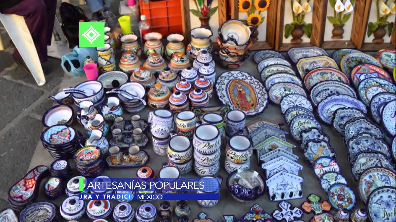Cuáles Son Las Artesanías Populares Más Conocidas De México