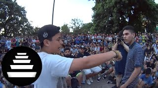 TRUENO & UNDERDANN vs DANI & MARTHA - 4tos (2VS1 - 11/12) - El Quinto Escalon