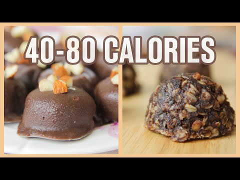 2 Healthy Dessert Recipes, Quick And Easy Desserts