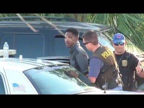 Police arrest suspected serial killer in Tampa