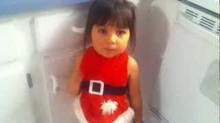 Bossy baby refusing to use her potty