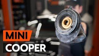Comment changer Biellette de suspension MINI MINI Convertible (R57) - guide vidéo