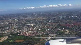 CEBU PACIFIC Flight 5J 888 Landing in NAIA from Cotabato
