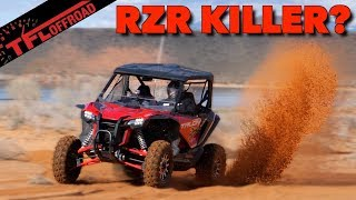 2019 Honda Talon 1000 First Dirt Review: Flat Out in Honda's New Sport Side-by-Side