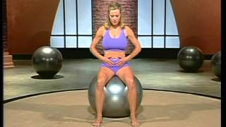 On The Ball: Abs Workout For Beginners With Leisa Hart 2003 Movie Trailer
