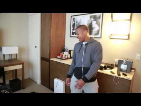 Life on the Road with Isaiah Thomas