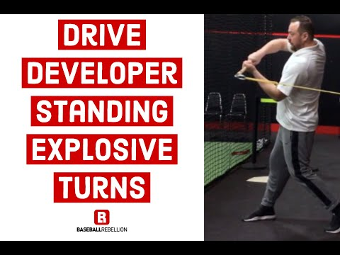 Drive Developer   Standing Explosive Turns