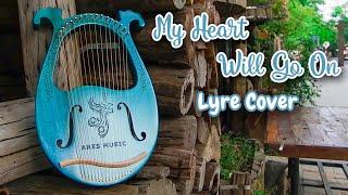 My Heart Will Go On Lyre Cover (Titanic OST)   #HarpstoreMusic