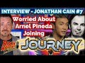 Capture de la vidéo Jonathan Cain Was Nervous Journey Fans Wouldn't Accept Arnel Pineda