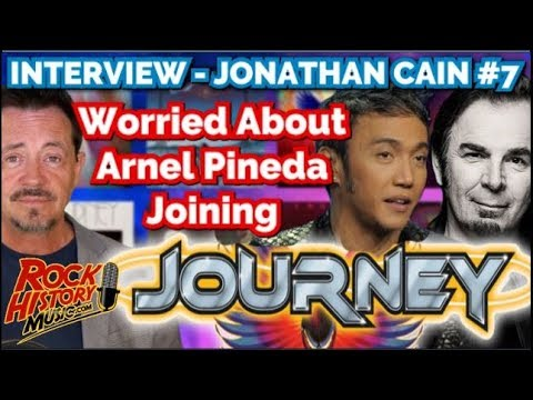 Jonathan Cain Was Nervous Journey Fans wouldn't Accept Arnel Pineda