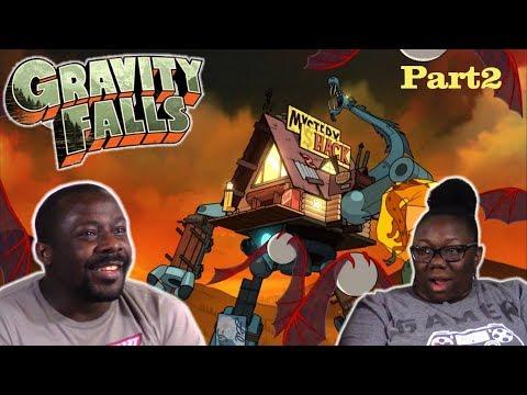 Gravity Falls 2x20 pt 2 REACTION {Weirdmageddon 3: Take Back The Falls}
