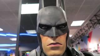 Life Sized  Batman Arkham Knight Statue By NECA
