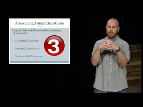 Is The Bible Reliable? Can I Trust The Bible?  Answering Tough Questions, Part 2