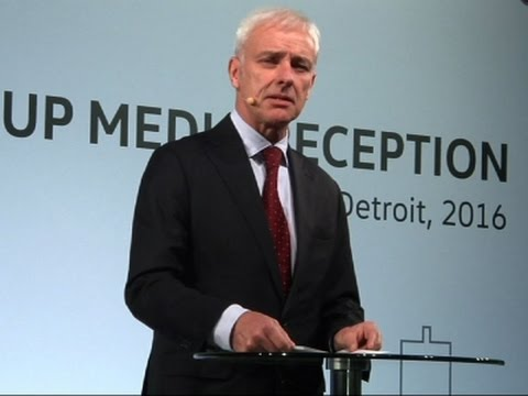 Volkswagen CEO Apologizes For Emissions Scandal