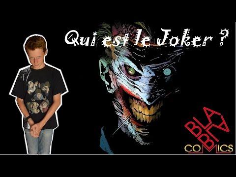 THÉORIES SUR L'IDENTITÉ DU JOKER -  Blabla Comics #2