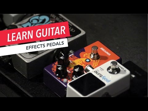 beginner-guitar-lessons:-what-are-the-most-important-effects-pedals?-|-guitar-|-lesson-|-beginner