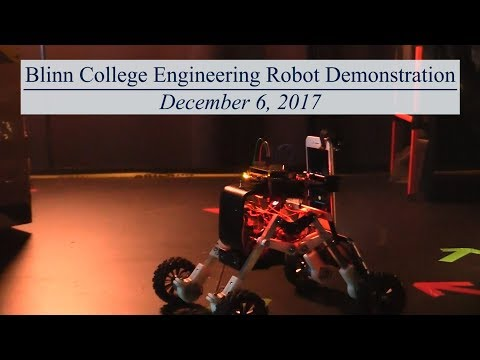 Introduction to Engineering Robotics Demonstration