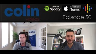 Colin Videos 30: Lessons on wholesaling, coaching and wealth with Alex Pardo