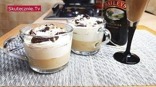 Mini-serniczki cappuccino z Baileys :: Skutecznie.Tv