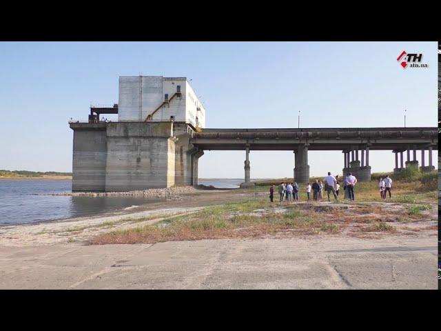 Водный кризис: водохранилище на Харьковщине обмелело - 28.09.2020 - YouTube